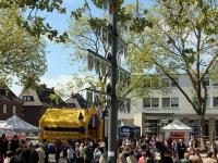 Einweihung des Schützenbaums am 30.04.2017