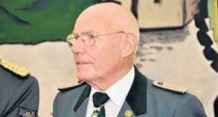 Matthias Hau, Ehrenmitglied im BSV Dormagen, starb überraschend am Dienstag. Foto: Freibeuter