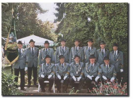 "Hubertuszug ""Hubertusschützen 1957"""