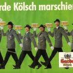 1989 - Garde Kölsch marschiert