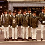 1969 - Vorbeimarsch