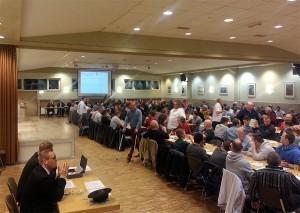 Zweite BSV-Generalversammlung 2015 im Dormagener Schützenhaus