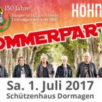BSV Sommerparty 2017