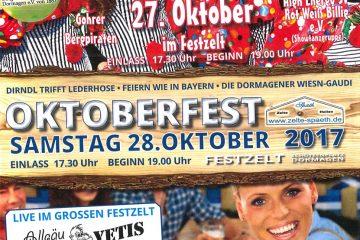 Oktoberfest und Kölsche Party
