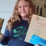 1. Platz Marleen Folgner