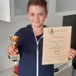 3. Platz: Justus Breuer