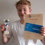 3. Platz: Lennart Hunger