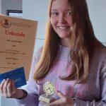 1. Platz: Luisa Folgner