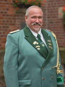 Hans-Arnold Heier - Chef und 1. Vorsitzender des BSV