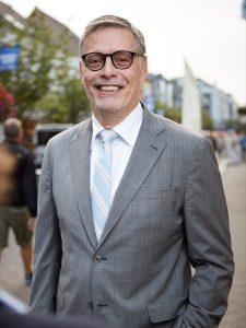 Jobst Wierich - Leiter Politik und Bürgerdialog CURRENTA